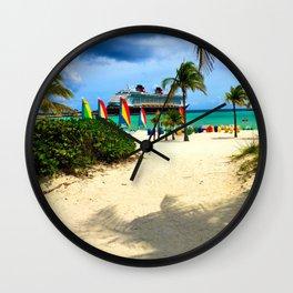 Castaway Cay - DCL Wall Clock
