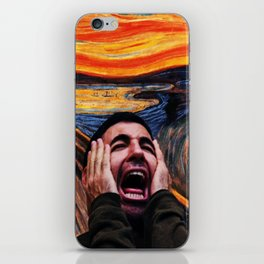 Lito Screaming - Sense8 iPhone Skin