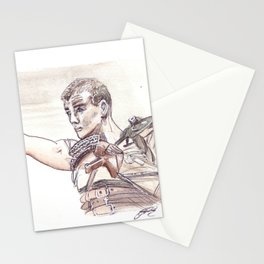 Furious  Stationery Cards