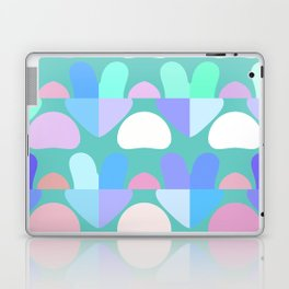 Thru the rabbit hole Laptop & iPad Skin