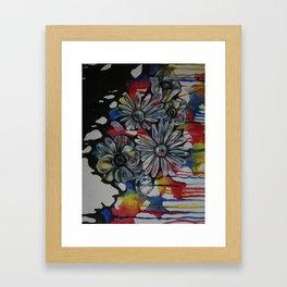 Corrosion Framed Art Print