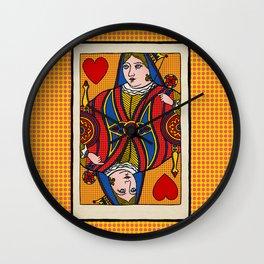 Queen of Pop Wall Clock