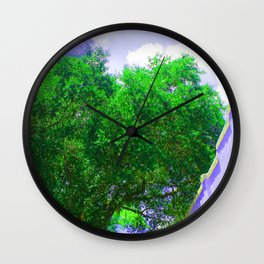 Cartoonish Wall Clock