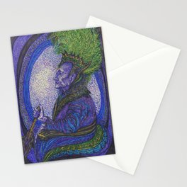 Three Queens Stationery Cards