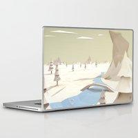 woods Laptop & iPad Skins featuring Woods by Nestor Ramos