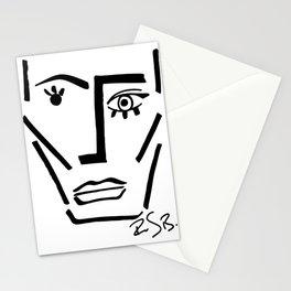 Faire Visage No 71 Stationery Cards