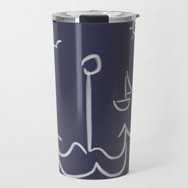Ahoy! Travel Mug
