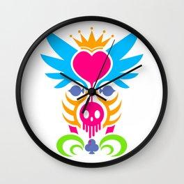 Love Seeds Wall Clock