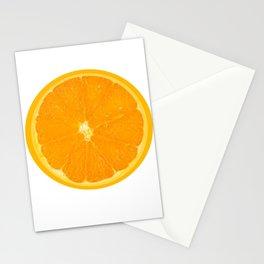 Summer Orange Stationery Cards