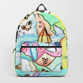 Mermaid Melissa Backpack