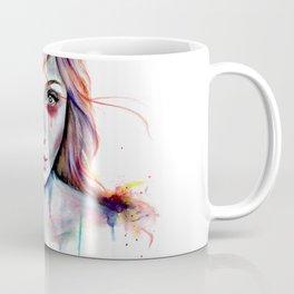 Seeing You Heterochromia Coffee Mug