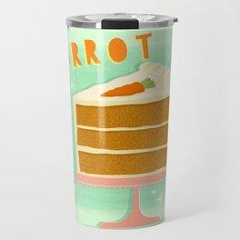 All American Classic Carrot Cake Travel Mug