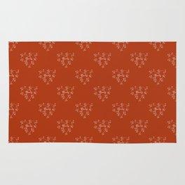 Book Lover Pattern Rug