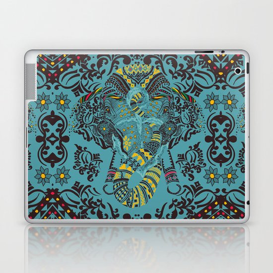 Anchor and Elephant  Laptop & iPad Skin