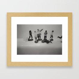 Chase Framed Art Print