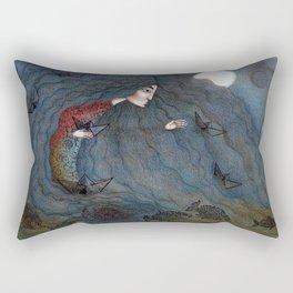 Loreley Rectangular Pillow