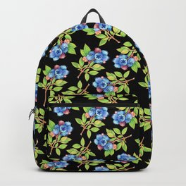 Wild Blueberry Sprigs Backpack