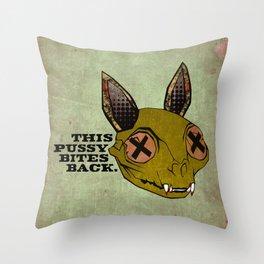 sdfae Throw Pillow