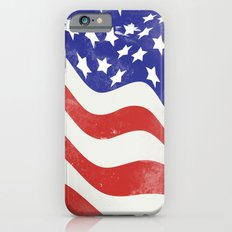 United States Flag - USA Slim Case iPhone 6s