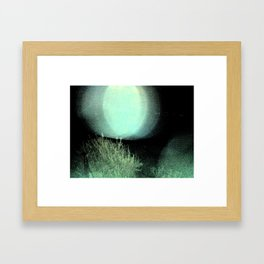 Dark Night Part 2 Framed Art Print