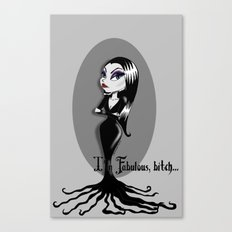 I'm Fabulous...bitch Canvas Print