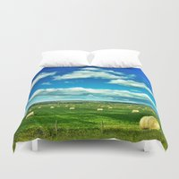 canada Duvet Covers featuring Canada by Judith Altman