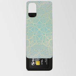 Mandala pattern Android Card Case