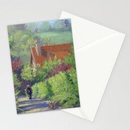Gentle Soul — French Landscape Stationery Cards