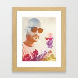 bello bello  Framed Art Print