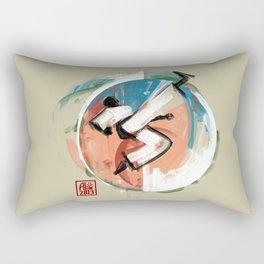 Capoeira 542 Rectangular Pillow