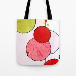 Circling around Tote Bag