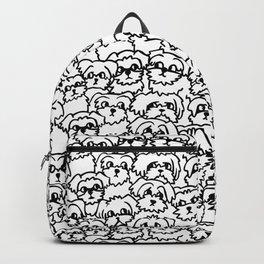 Oh Maltese Backpack