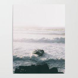 Waves VI Poster