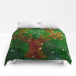 Glitter Deer Comforters