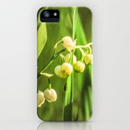 Craving to a beauty iPhone Case