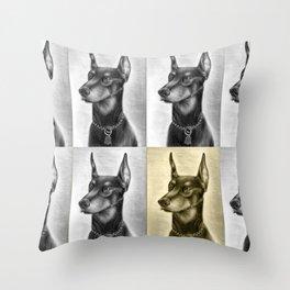 The Fourth Throw Pillow
