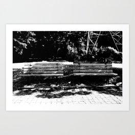 connection02 Art Print
