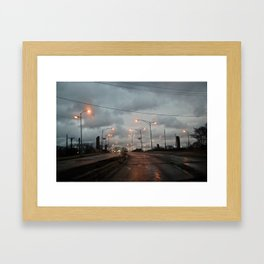 The Improvement Framed Art Print