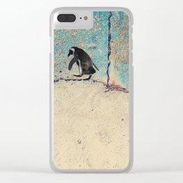 The Turnaround Clear iPhone Case