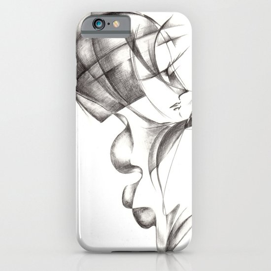 Hommage de Cloud Atlas iPhone & iPod Case