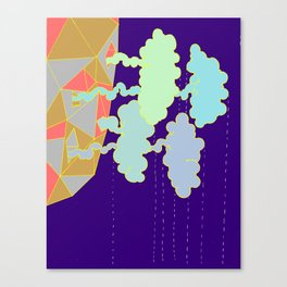 Cloud Factory II Canvas Print