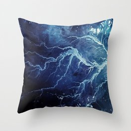 Hesperus I Throw Pillow