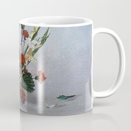 Bodegón de flores/Natureza morta de flores/Still life of flowers Coffee Mug