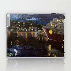 Moonlit Carenage Laptop & iPad Skin