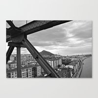 spain Canvas Prints featuring Spain by Brooke Armstrong