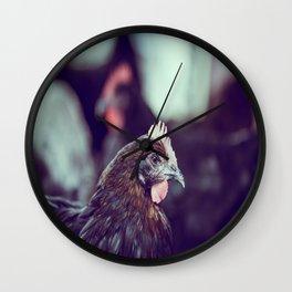 The Brood Wall Clock