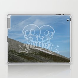 Whatever - Demotivational Poster Laptop & iPad Skin