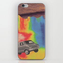 What A Long Strange Trip It's Been iPhone Skin