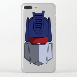 The Communications Officer Clear iPhone Case