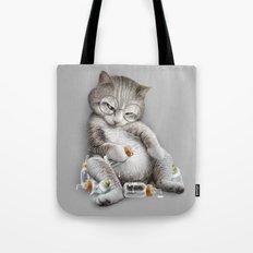 DRUNKCAT Tote Bag